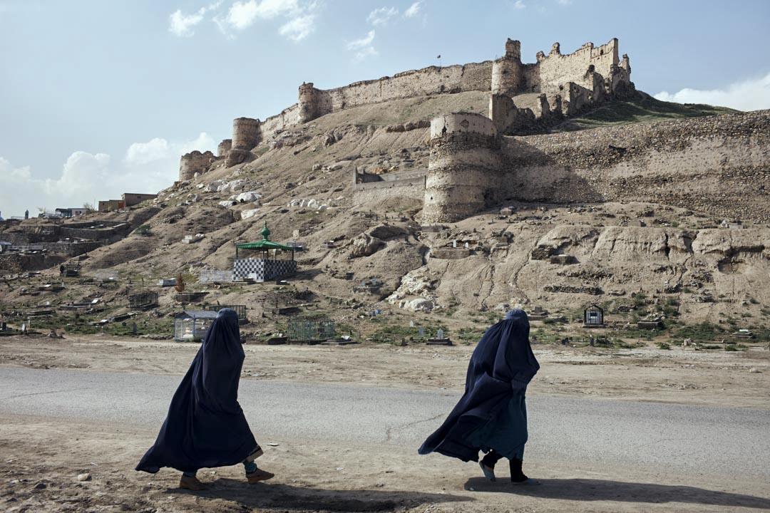 位於喀布爾老城南方的「高堡」遺址,建築主體原是16世紀莫卧兒帝國時代的喀布爾總督宮殿,後來曾被用作國家監獄。