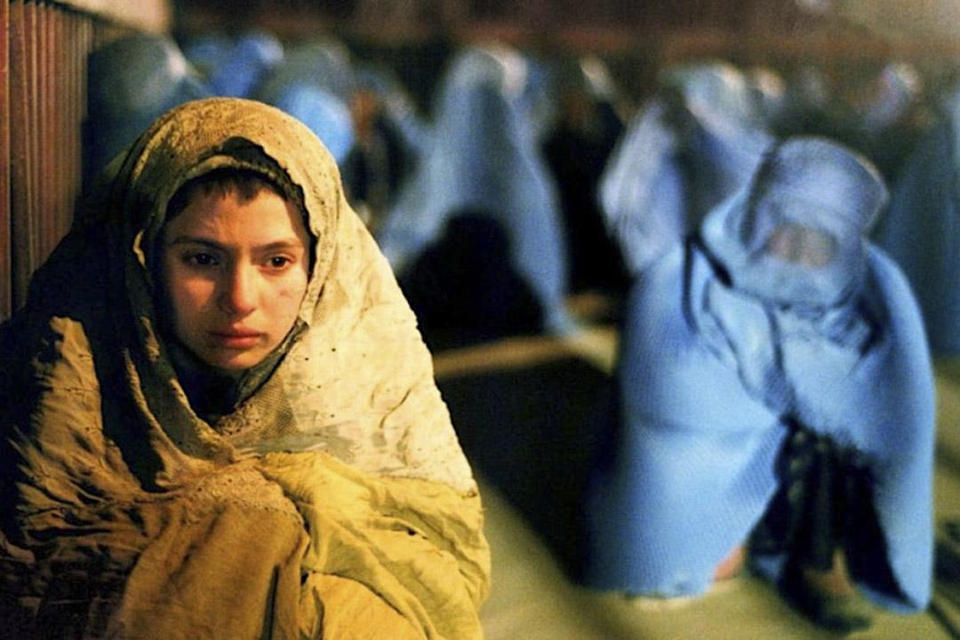 阿富汗電影《少女奧薩瑪》(Osama, 2003)。