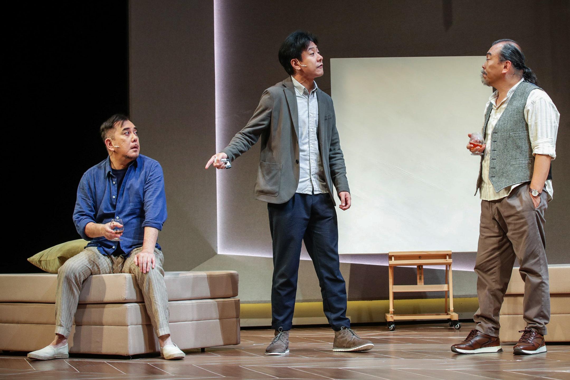 舞台劇《ART呃》。