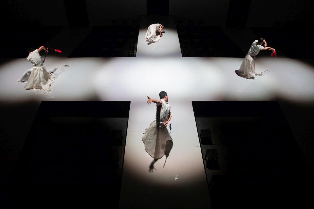 吳國亮說上次演出後,已見到一份美的感覺,今次重演時刻意深化這份感覺。