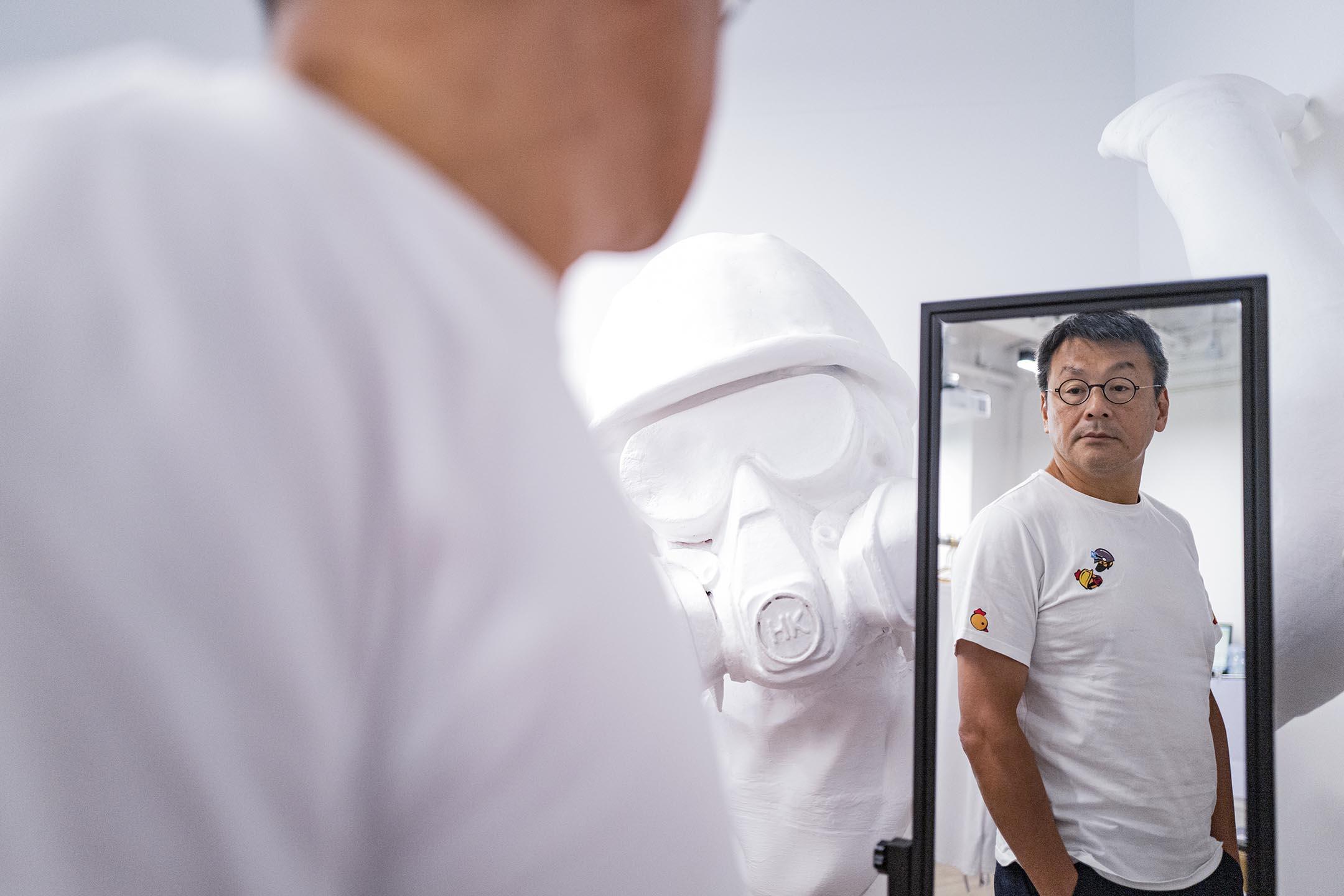 前香港網球總會主席周小龍。