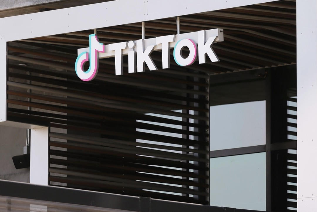 TikTok在美國加州的辦公大樓。