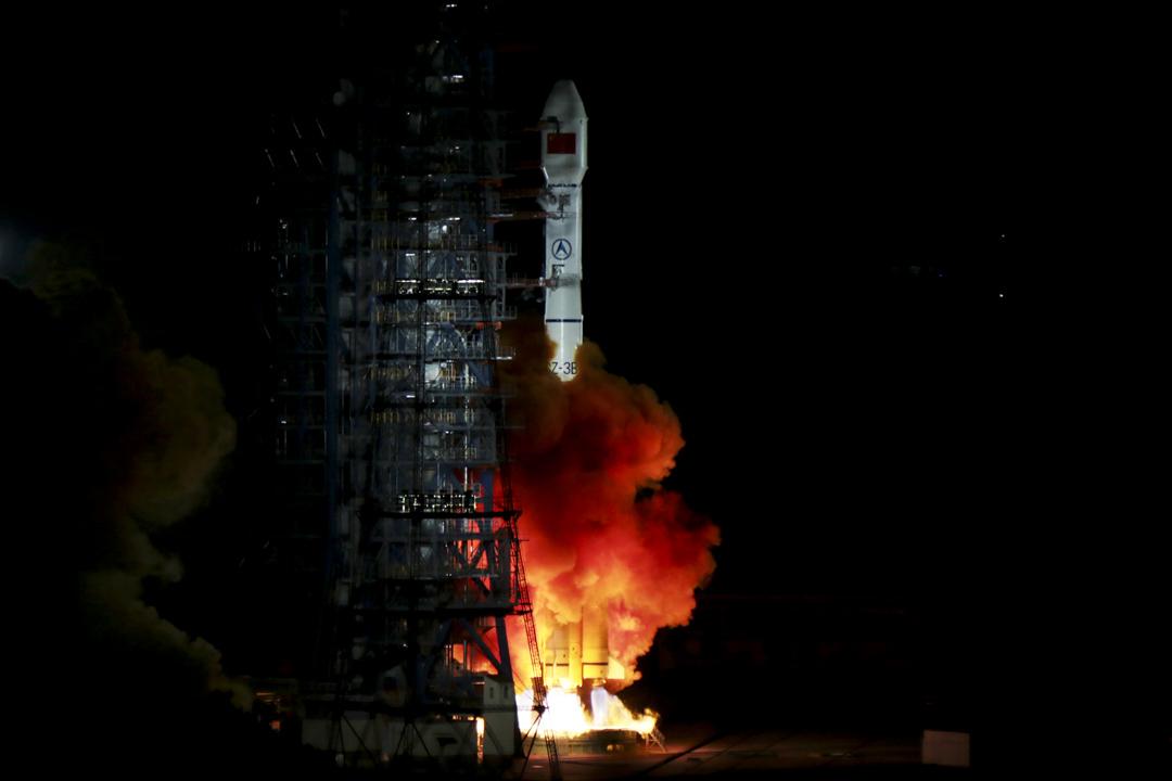 2021年8月6日,西昌衛星發射中心用長征三號乙運載火箭,成功將中星2E衛星發射升空。