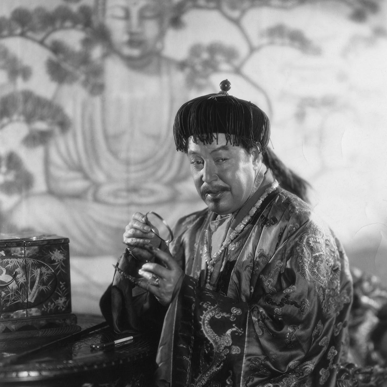 電影《神秘的傅滿洲博士》。