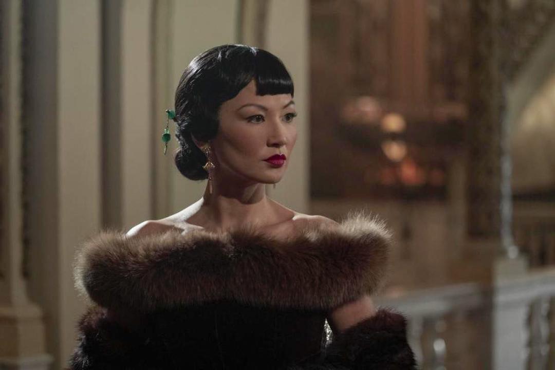 台裔美籍演員楊雅慧在《好萊塢》中飾演黃柳霜。