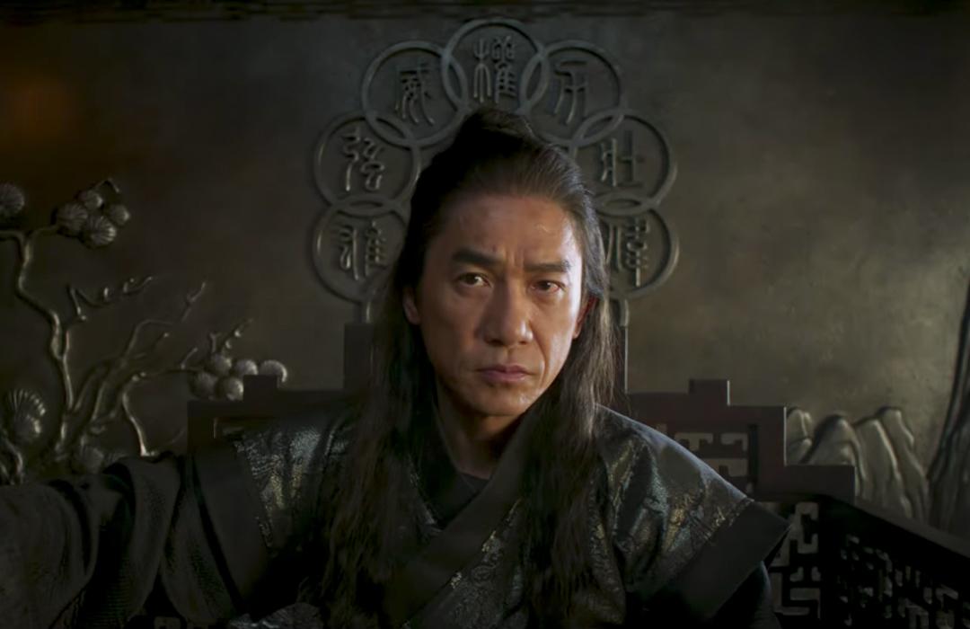 梁朝偉在《Shang-Chi and the Legend of the Ten Rings 尚氣與十環傳奇》。 網上圖片