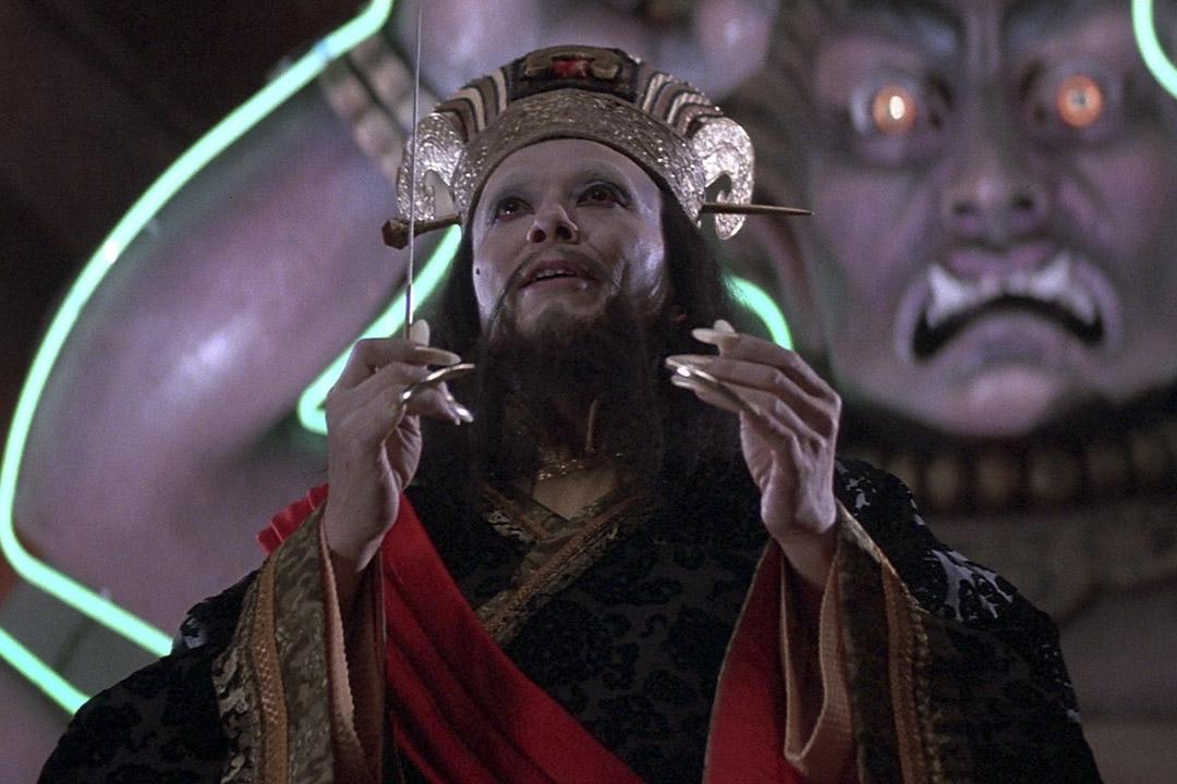 《妖魔大鬧唐人街》中吳漢章飾演的千年老妖。