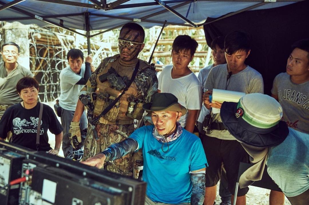 香港導演林超賢執導《湄公河行動》。