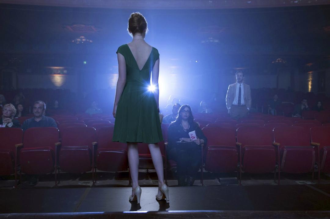 《星聲夢裡人》(La La Land,2016)劇照。