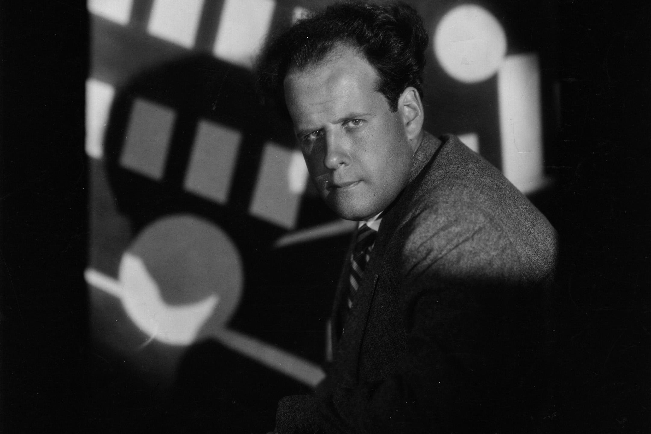 電影導演愛森斯坦。  圖:Hulton Archive/Getty Images