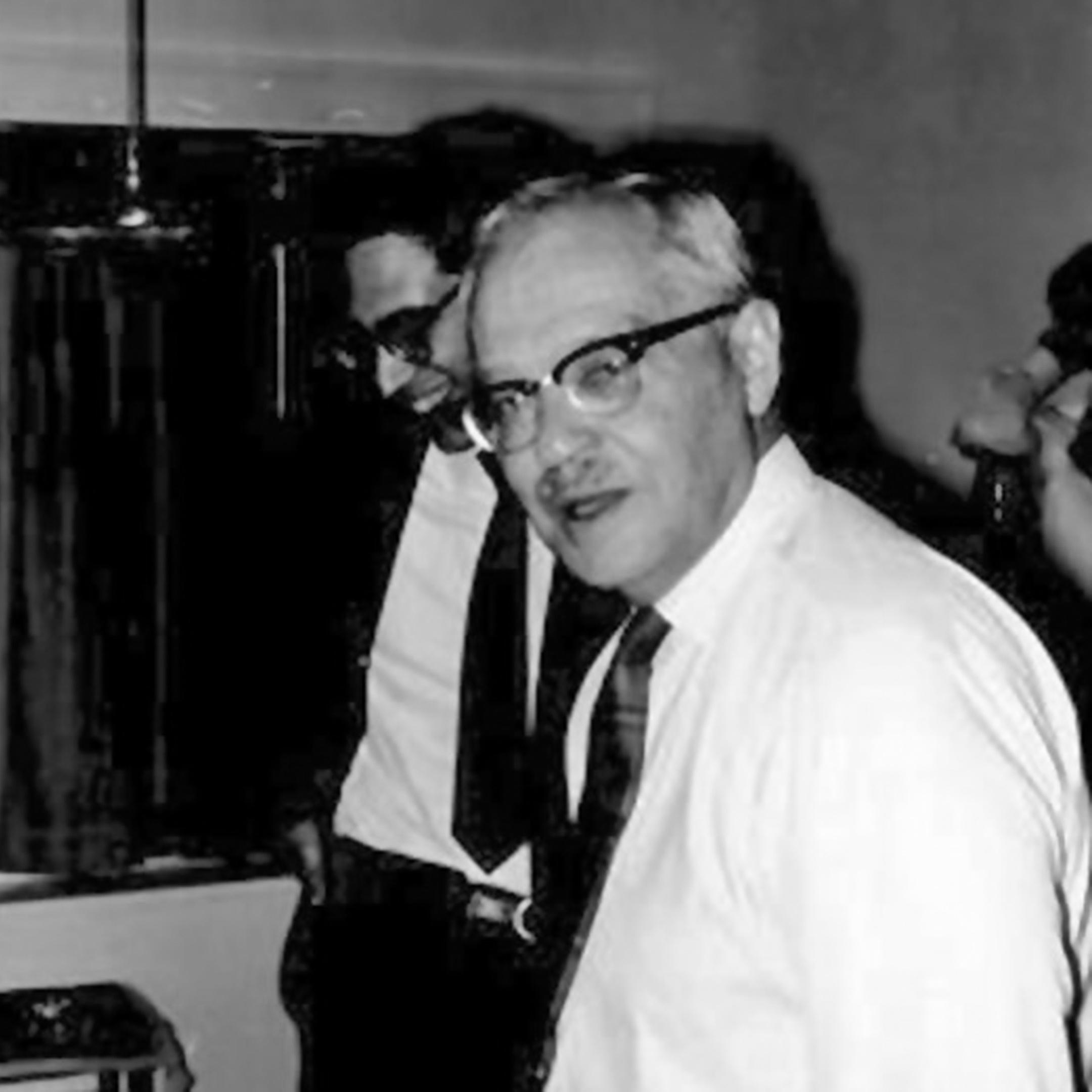 統計學家 Jerzy Neyman。