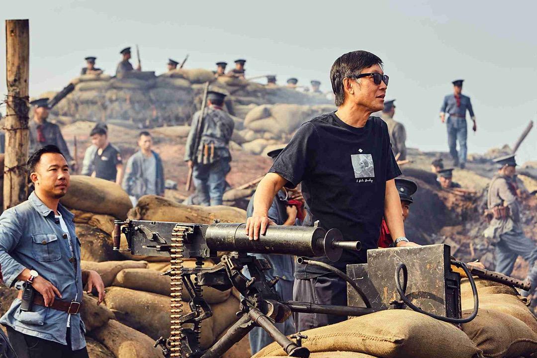 香港導演劉偉強執導《建軍大業》。