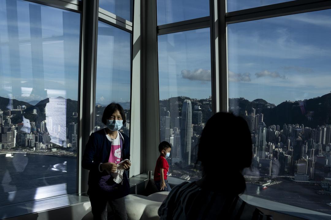 2020年6月,香港。
