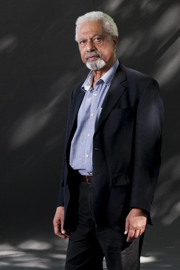 桑尼亞小說家古納(Abdulrazak Gurnah)。