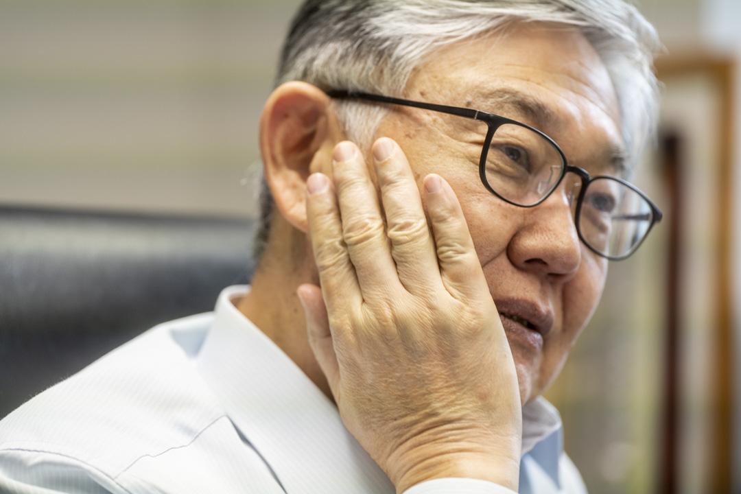 施永青認為,習近平於第二次任期以後,才不斷強調「共同富裕」概念,全因中國於經濟層面已大國崛起。