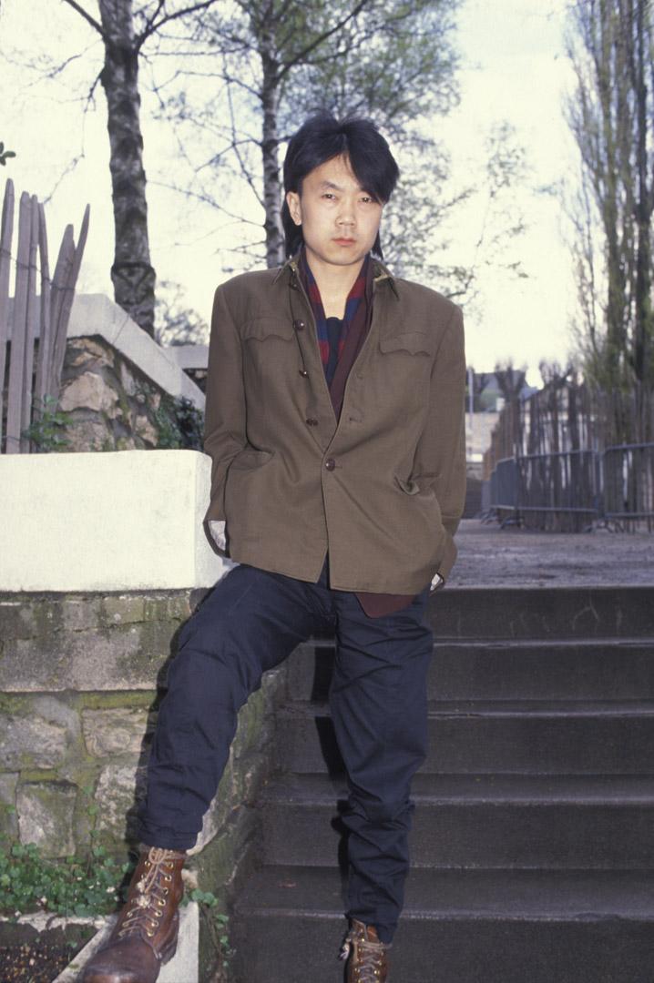 1989年的崔健。